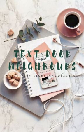 Text Door Neighbor by LightsCammyAction