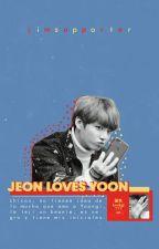 jeon loves yoon; kookgi by jimsupporter