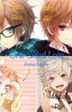 One-Sided Love (Isogai Yuuma x OC) by Anime4evlife