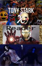 Tony Stark x Reader by dollarstorematerial