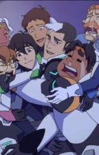 Voltron Oneshots by AngstyPaladin