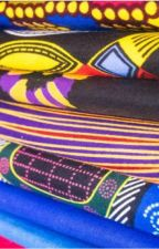 African Angel Wax Printed Fabric (Kitenges) by Pihootextile