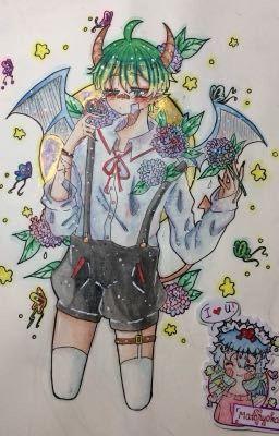 Đọc truyện Matoryoka's artbook 2