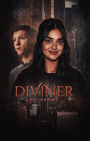 Diviner [marvel] by -pxdma