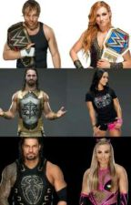 WWE Ships Preferences by MichelleShw717