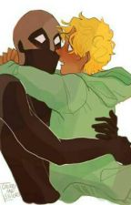 My Hero (A Solangelo AU) by 13daughterofhades