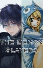 The Demon Slayers (Fairy Tail Blue Exorcist Crossover) by justausernameuser