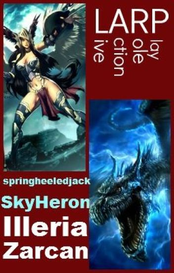 Live Action Roleplay with SkyHeron (LARPing)