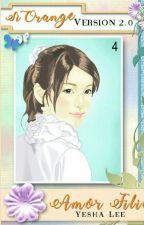 SI ORANGE (The Pinay Cinderella) by AmorFilia