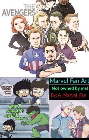 Shiped Art (Marvel Edition) by A_Marvel_Fan