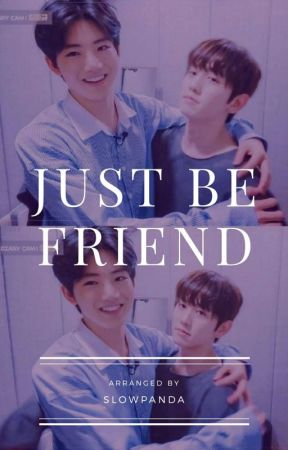 Just Be Friend • Mashikyu by slowpanda