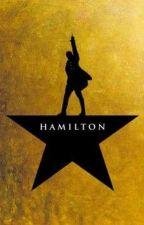 Hamilton (História do Musical) by WickedHamilton