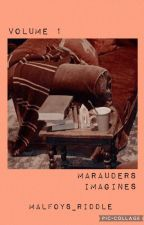 Marauders Imagines by spnfreak07