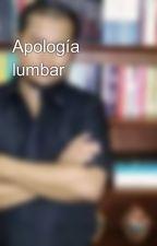 Apología lumbar by Maynor2000