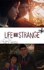 Life is Strange: Butterflies and Wolves by Maxatoskr