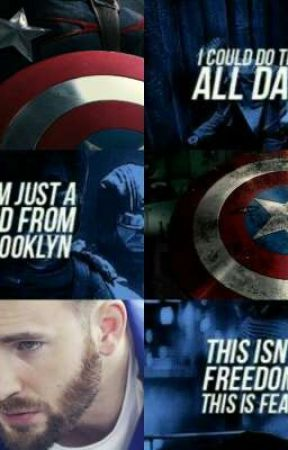 Captain America (MB/S) by sexyRogers