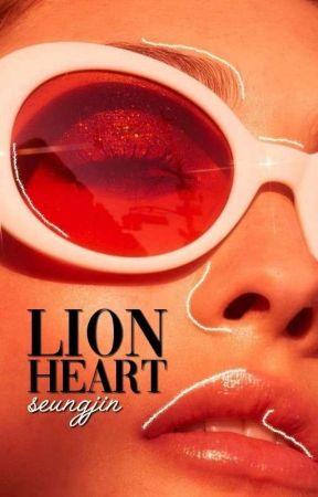 LION HEART ― seungjin [✓] by bubbslee