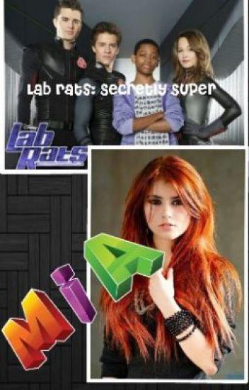 Lab rats: Secretly Super