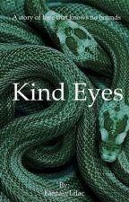 Kind Eyes by FantasyLilac