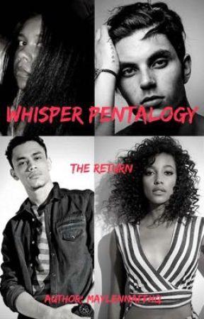 Whisper: Pentalogy by MaylennaFanFictionHQ