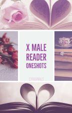 X Male Reader Oneshots! by Cyriginals