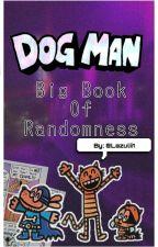 Dogman Randomness Book | ✅ by Lazulii1