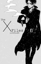 The X Files | Levi Ackerman by violinfreakk