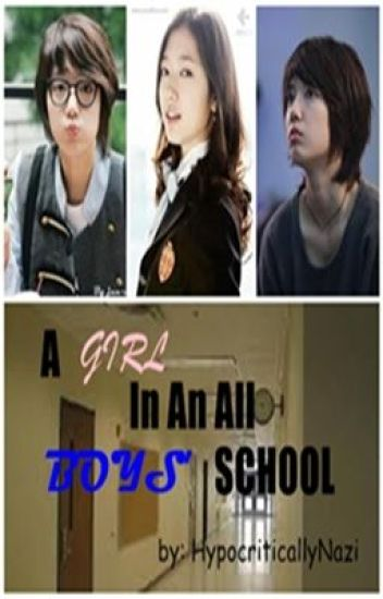 A Girl In An All Boys' School
