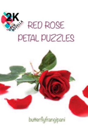 Red Rose Petal Puzzles by butterflyfrangipani