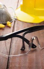 Wear RX Safety Glasses by gracelily21