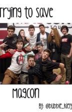 Trying to save magcon by otpcashew