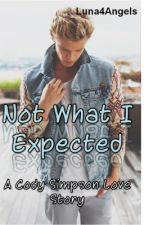 Not What I Expected (Cody Simpson) by Luna4Angels