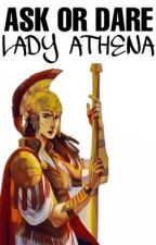 Ask or Dare Lady Athena by marvelleous_