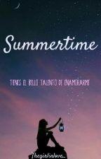 Summertime by Thegirlinlove_