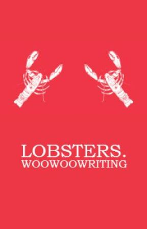 Lobsters by Woowoowriting