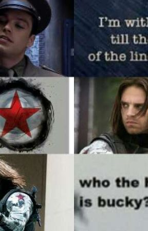 Winter Soldier  (MB/S) by sexyRogers