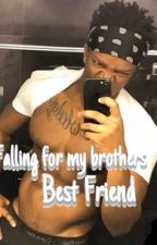 Falling for my brothers friend || ksi by dolxn_twinzz
