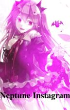 Insta Neptune  by _Atsuya_Fubuki_