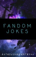 Fandom Jokes! (Riordanverse, Hp, and mcu) by AstridIsAHuntress