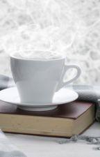 Thé à la menthe,avec un nuage de neige. by miss_beauchesne