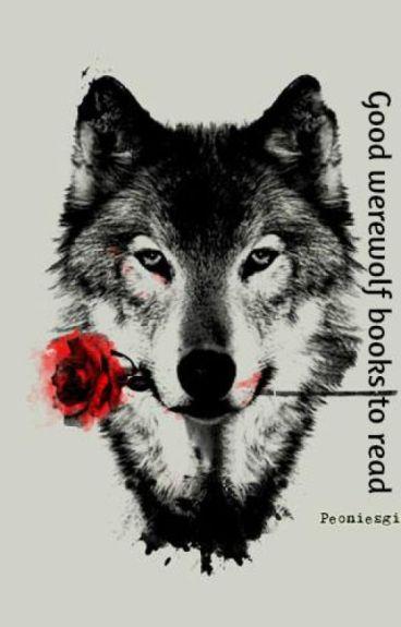 good werewolf books to read