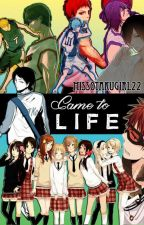 Came To Life (A KnB Fanfiction) by MissOtakuGirl22
