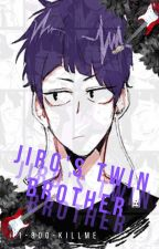 Jiro's Twin Brother by -ZEXIN-