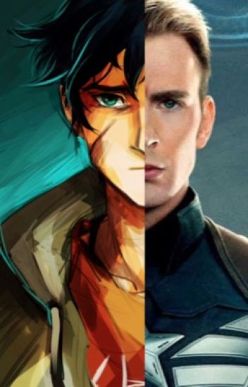 Two worlds ; Mortal and Greek Myths (Percy Jackson/Avengers crossover)