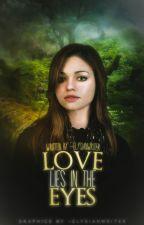 Love Lies In The Eyes |Paul Lahote| by JamieLynn28