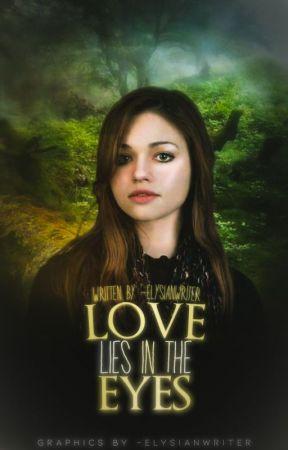 Love Lies In The Eyes  Paul Lahote  by JamieLynn28