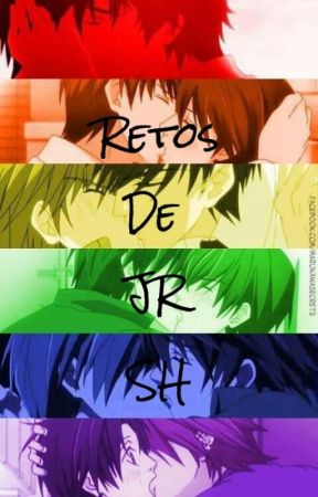 Junjou Romántica y Sekaiichi Hatsukoi (RETOS) by cecy-chan