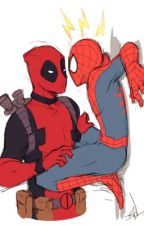 SpideyPool by AllieMurlocks