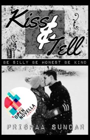 Kiss and Tell by Priscilla251203