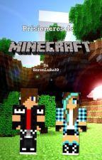(REDISEÑANDO)Prisioneros de Minecraft:El inicio de los guardianes by BaronLuke_Pro